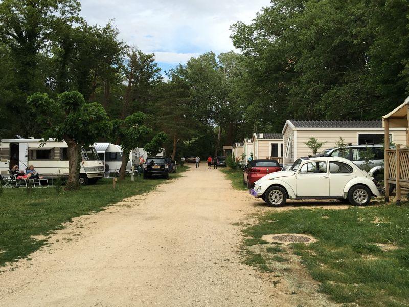 Colorado De Rustrel En Camping Car